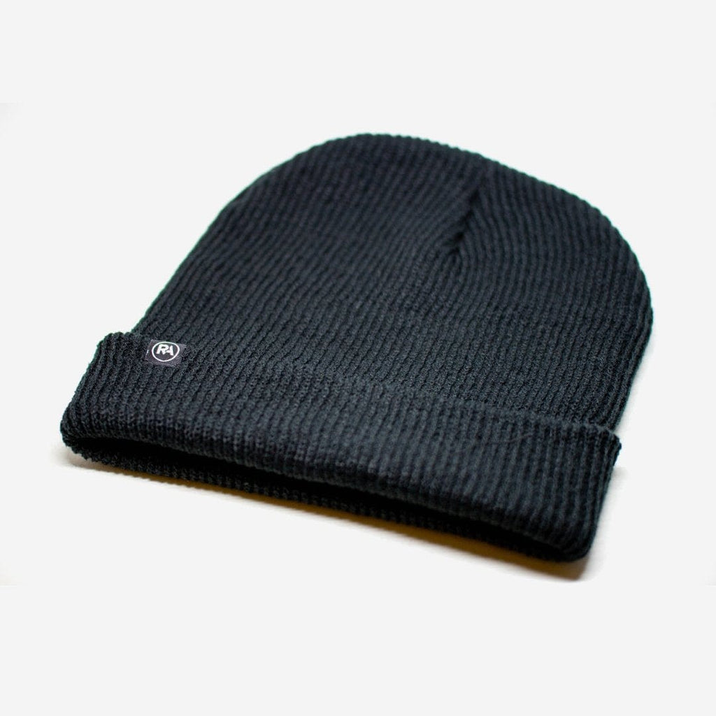 R-Anthony® Hat Black ALL DAY BEANIE