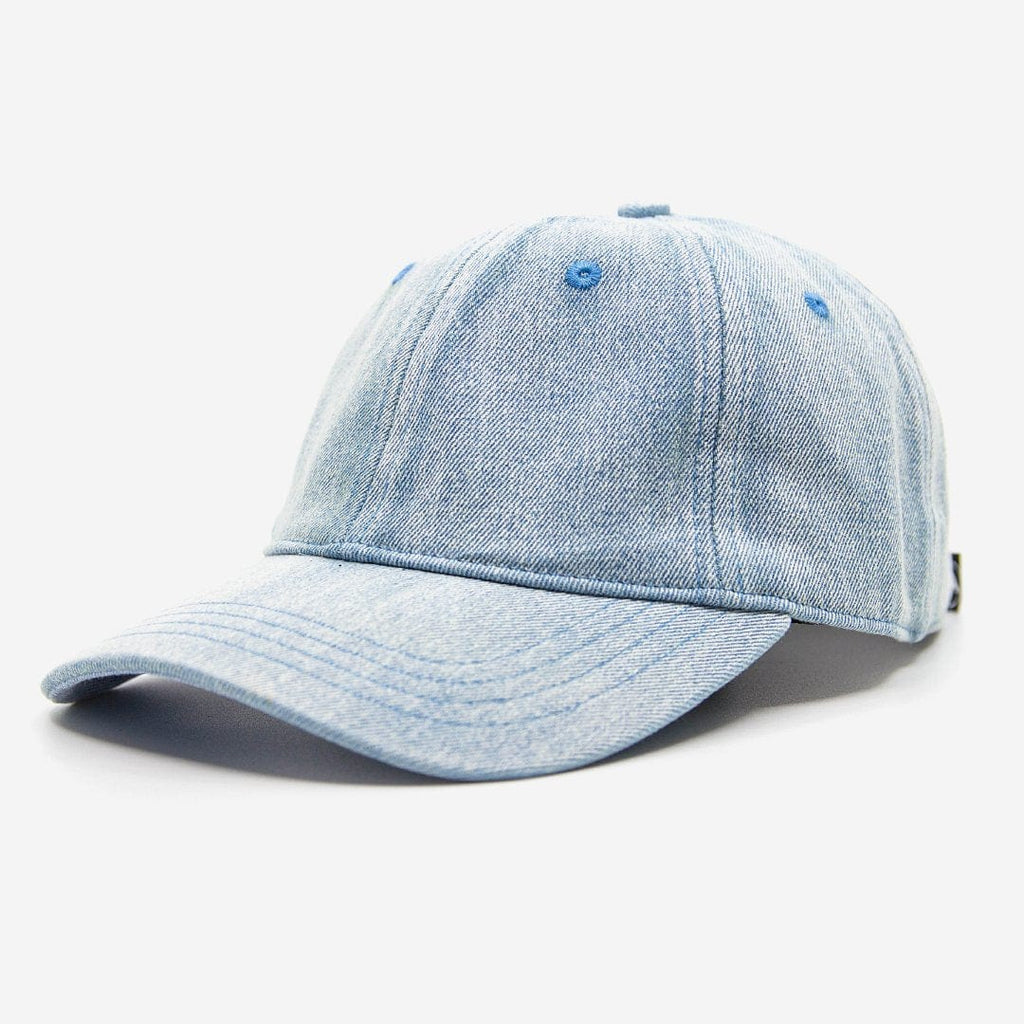R-Anthony® Hat Blue Denim Double Play Denim Cap
