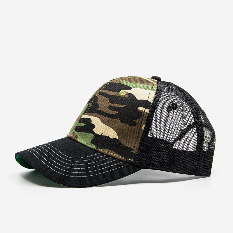 Classic Camo Snapback Hat - R-Anthony® Hats & Headwear