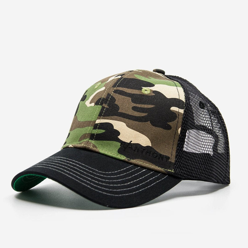 R-Anthony® Hat Camo Classic Camo Snapback Hat