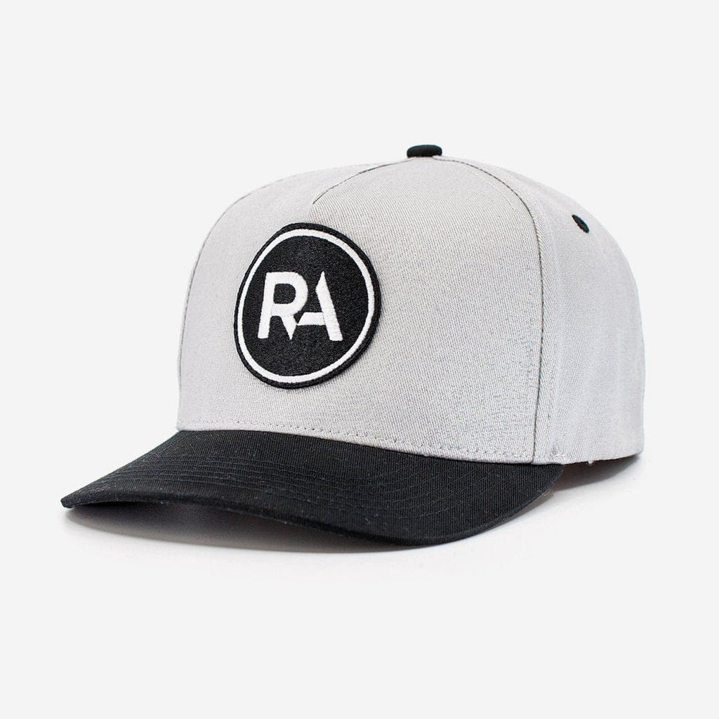 R-Anthony® Hat Grey CLASSIC SNAPBACK CAP