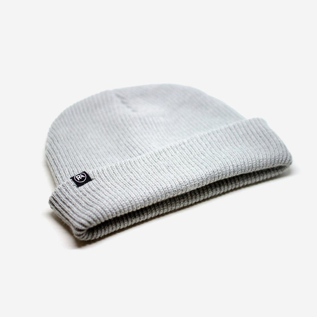 R-Anthony® Hat Off White ALL DAY BEANIE