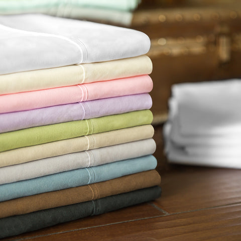 Brushed Microfiber Pillow Cases