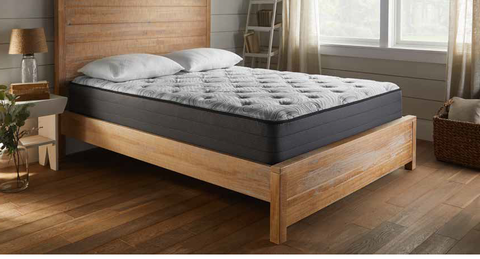 "11"" Firm Open Coil Mattress"
