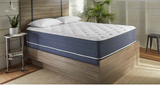 "10"" Plush Open Coil Mattress - 2 Sided"