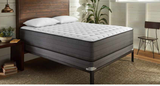 "12"" Plush Pocketed Coil Mattress - 2 Sided"