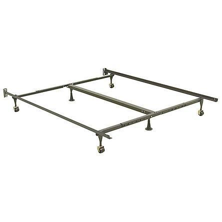 Wholesale Linens: Steel Bed Frames - Twin, Full, Queen