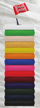 "Velour 100% Cotton Beach Towel (30""x60"")"