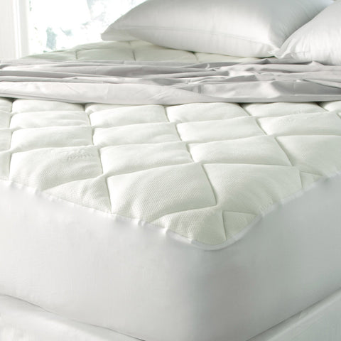 Luxury Bamboo Top Mattress Pad