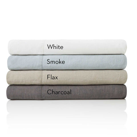 100% French Linen Cotton Pillow Cases