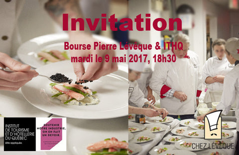 invitation bourse ithq
