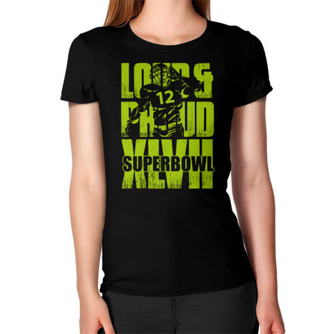 Loud & Proud Women's T-Shirt