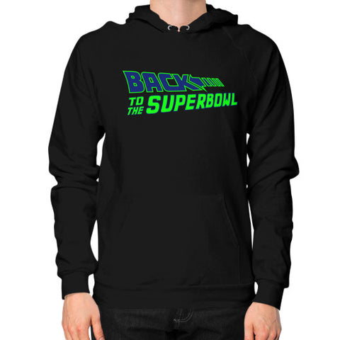 Back to the Superbowl Men's Hoodie