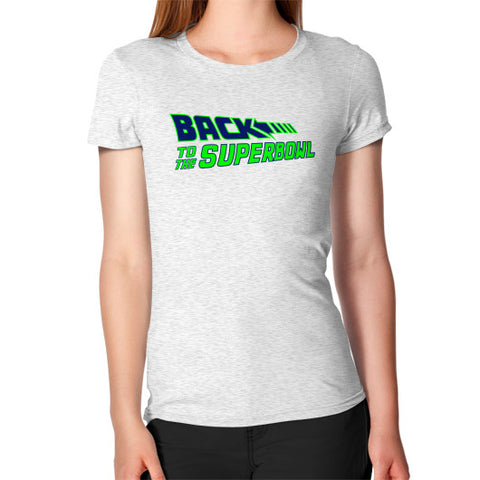 Back to the Superbowl Women's T-Shirt