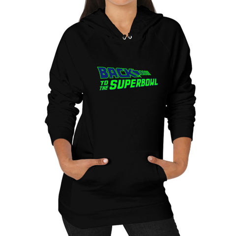 Back to the Superbowl Women's Hoodie