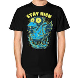 Stay High T-Shirt Black - 1 to 5