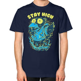 Stay High T-Shirt Navy - 1 to 5
