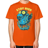 Stay High T-Shirt Orange - 1 to 5
