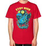 Stay High T-Shirt Red - 1 to 5