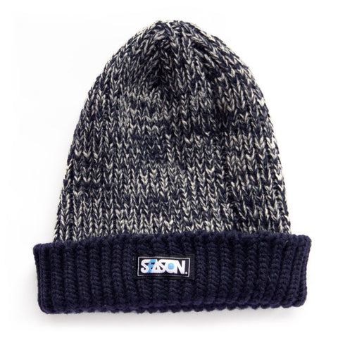 Speckle Blue Beanie