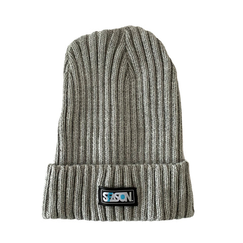 Easy Day Grey Beanie