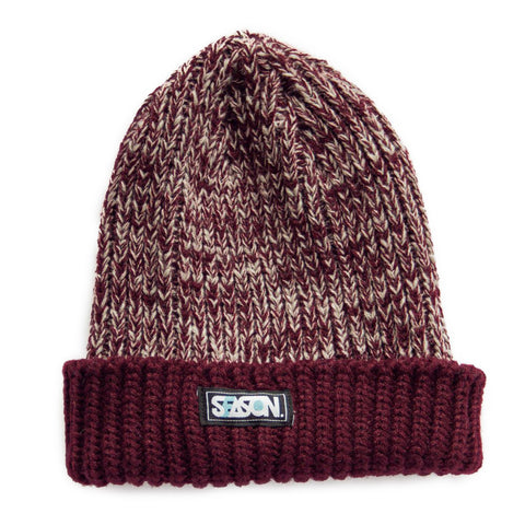 Speckle Red Beanie
