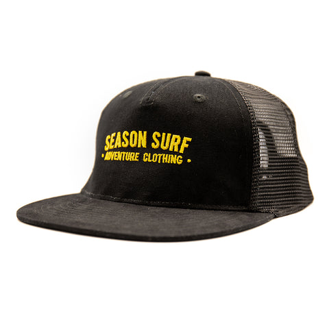 SS Golden Hour Cap - Black