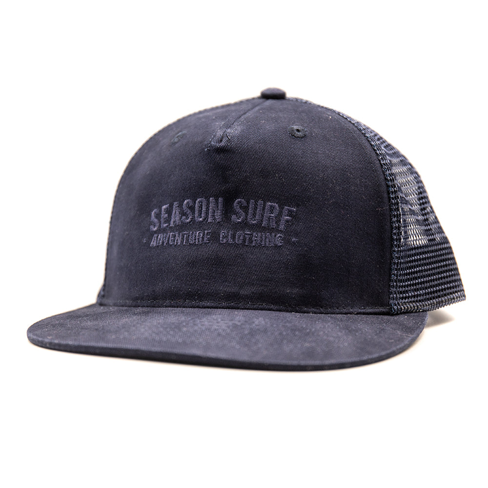 Season Surf Cap - Navy