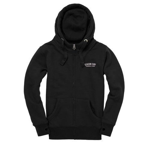 Season Surf Zip Hoody