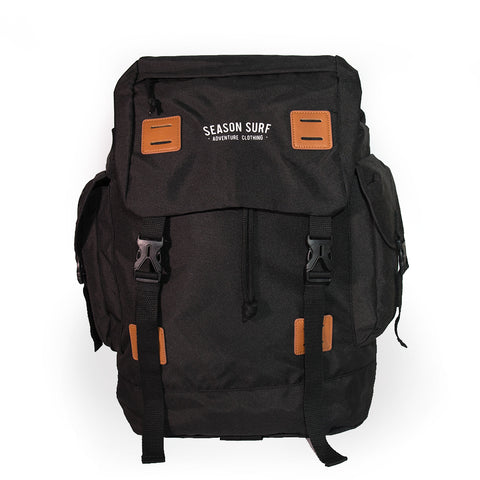 Trekka Backpack - Black