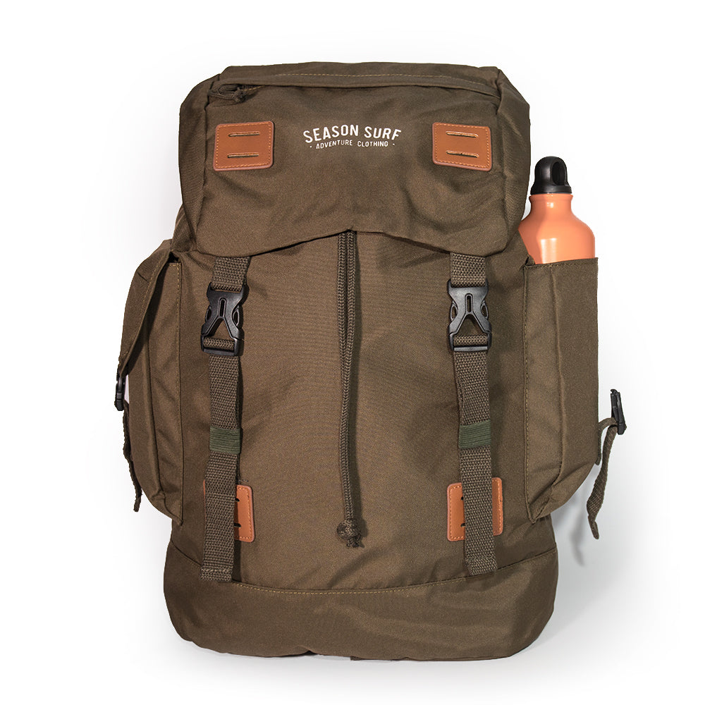 Trekka Backpack - Olive