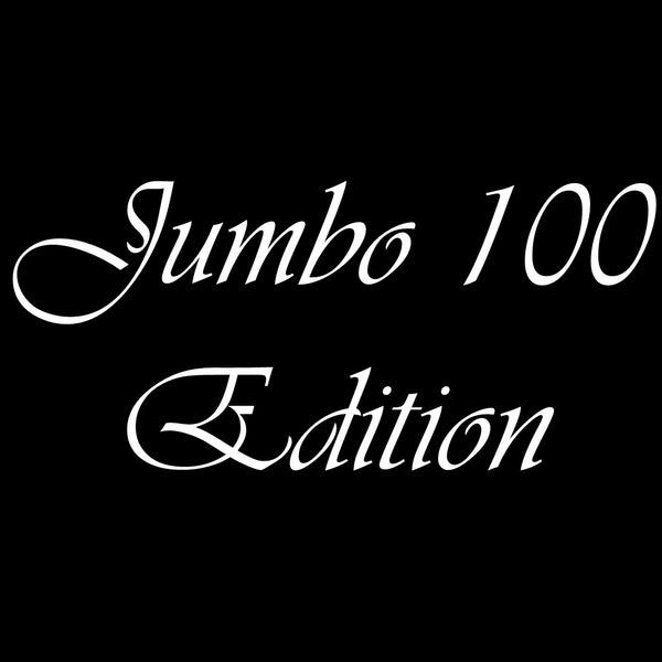 Jumbo 100 Edition Fine Art Pins