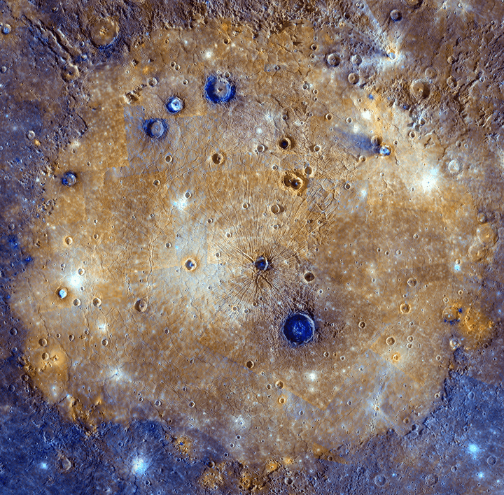 Mercury in transit