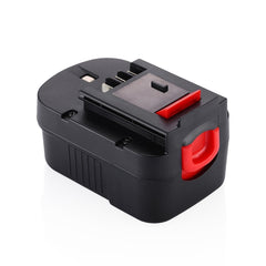 Compatible Black & Decker 14.4V HPB14 2.0Ah Ni-CD Rechargeable Battery by PowerToolExpress