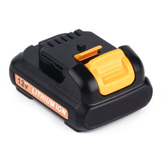 Compatible DeWalt 12V 1.5Ah DCB120 Li-Ion Rechargeable Battery by PowerToolExpress