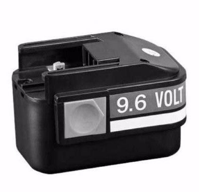 Product image for Compatible Milwaukee 9.6V B9.6 Ni-MH 3.3Ah Rechargeable Battery by PowerToolExpress