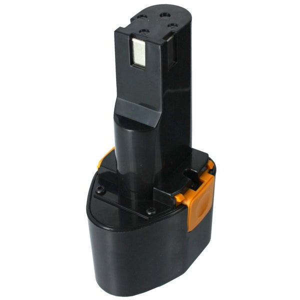 Product image for Compatible Milwaukee 9.6V 48-11-0080 2.0Ah Ni-CD Rechargeable Battery by PowerToolExpress