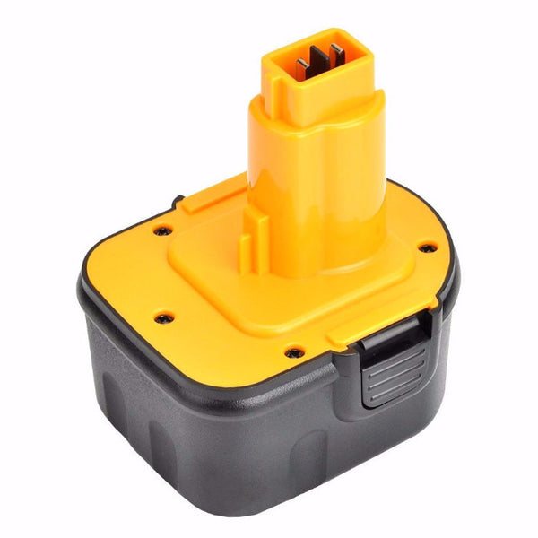 Product image for Compatible DeWalt 12V DW9072 / DC9071 3.0Ah Ni-MH Rechargeable Battery by PowerToolExpress