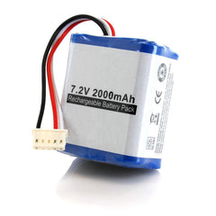 iRobot Braava 380T & Mint 5200/5200B/5200C 2000mAh High Capacity 7.2V Replacement Battery
