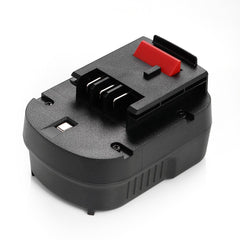 Compatible Black & Decker 12V HPB12 2.0Ah Ni-CD Rechargeable Battery by PowerToolExpress