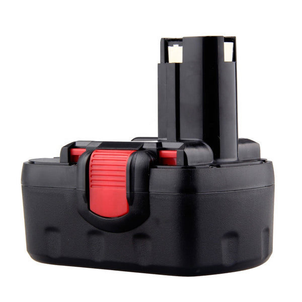 Product image for Compatible Bosch 3.0Ah 18V BAT181 BAT026 Ni-MH Rechargeable Battery by PowerToolExpress