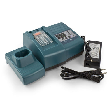 Product image for Compatible Makita DC18RA / DC7100 Charger Kit for Makita 7.2V-18V Ni-CD - Ni-MH - and Li-Ion Power Tool Batteries
