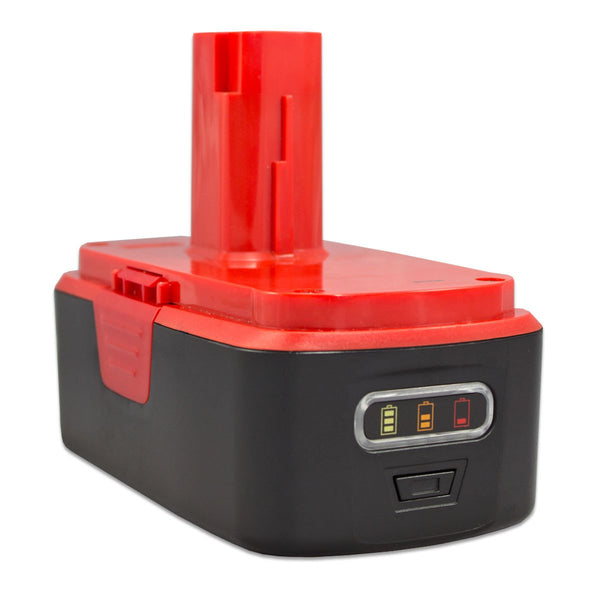 Product image for Compatible Craftsman 11374 19.2V High Capacity 3.0Ah Li-Ion Rechargeable Battery by PowerToolExpress