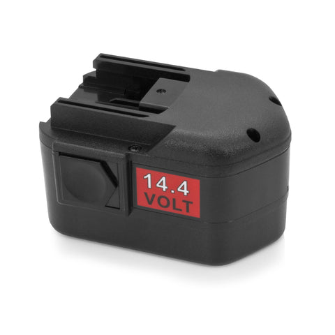 Compatible Milwaukee 14.4V 48-11-1024 2.4Ah Ni-CD Rechargeable Battery by PowerToolExpress