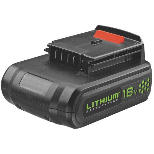 Product image for Compatible Black & Decker 18V LB018-OPE / BL1518 / A1518L 1.5Ah Li-Ion Rechargeable Battery by PowerToolExpress