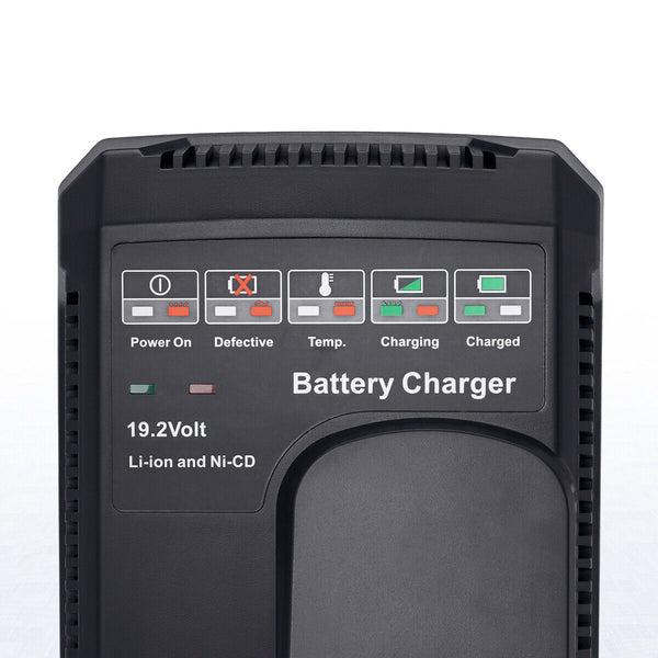 Product image for Compatible Craftsman C3 Lithium & NiMH XCP battery 11375 130279005 Charger