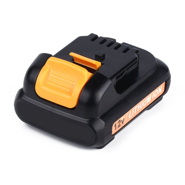 Product image for Compatible DeWalt 12V 1.5Ah DCB120 Li-Ion Rechargeable Battery by PowerToolExpress