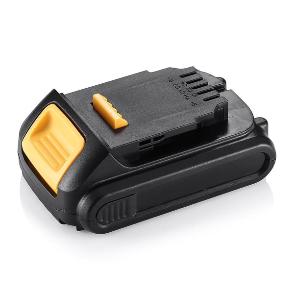 Product image for Compatible DeWalt 20V DCB200 / DCB201 2.0Ah Li-Ion Rechargeable Battery by PowerToolExpress