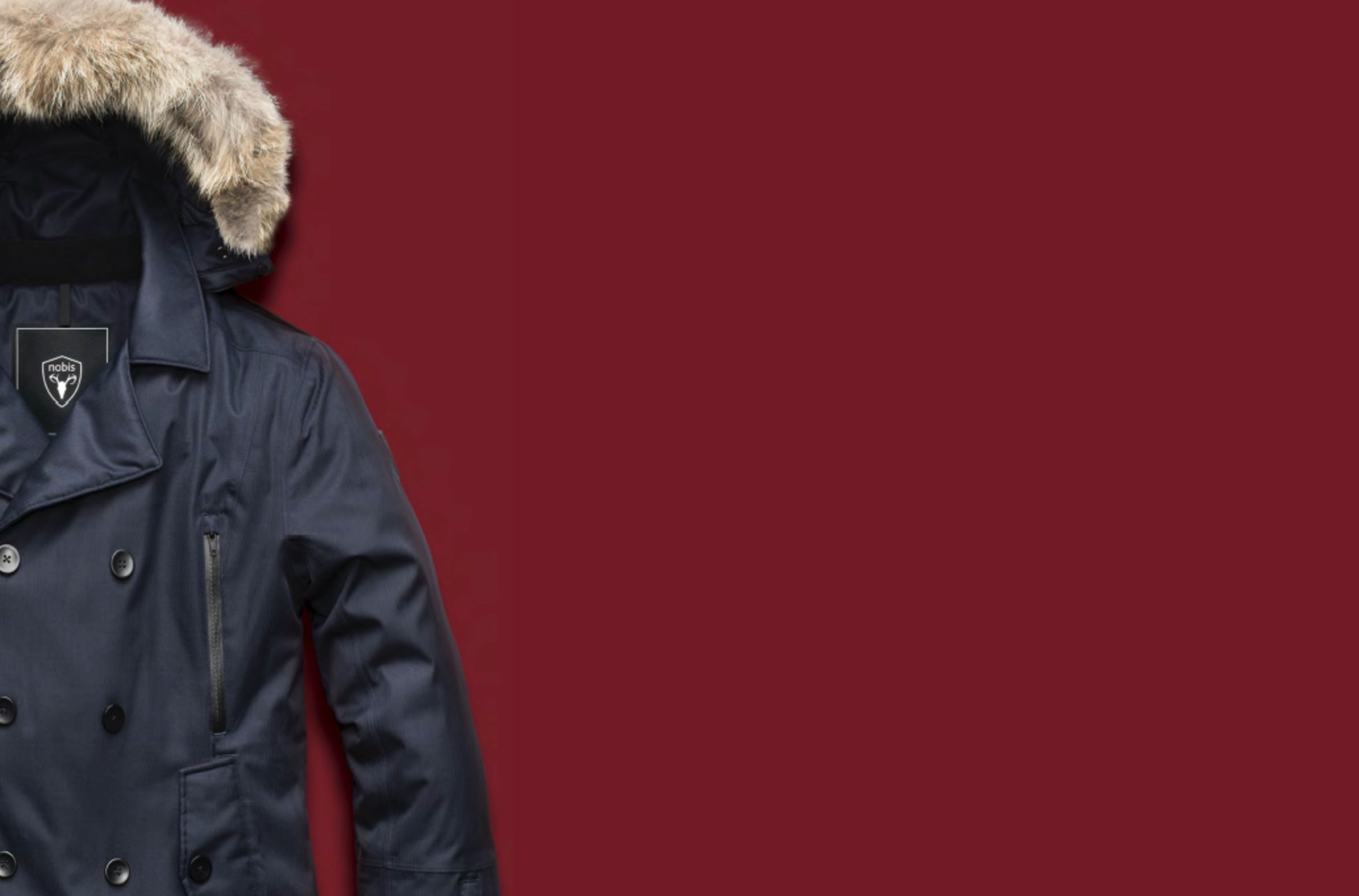 Luxury Outerwear | Parkas, Jackets and Coats | Nobis Canada