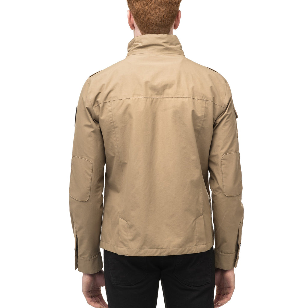 Men's waist length military style jacket in Cork. | color